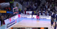 Luka Doncic full court - all net